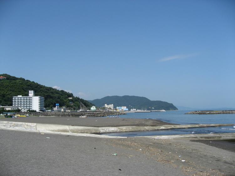 伊東海水浴場 (静岡県伊東市)