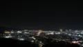 梶原山公園 【清水区方面の夜景】  (静岡県静岡市)