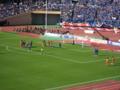 2008ナビスコカップ決勝 大分×清水 @国立競技場