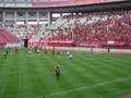 天皇杯5回戦 鹿島×清水 @カシマサッカースタジアム  2008.11.15.sa