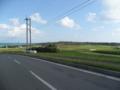 小・中学校前より (小浜島)