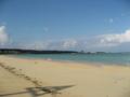 トゥマールビーチ  (小浜島)