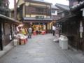 川越の菓子屋横丁 (埼玉県川越市)