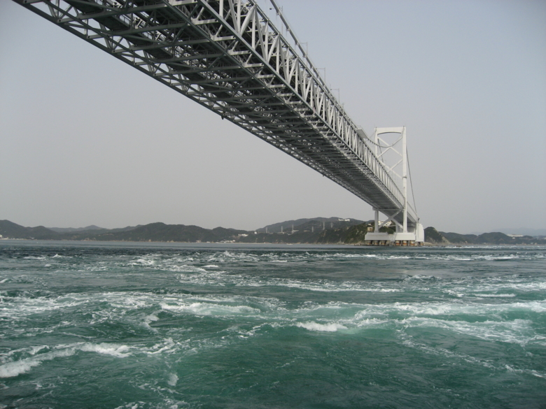 鳴門大橋 (徳島県鳴門市)
