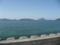 JR予讃線からの瀬戸内海