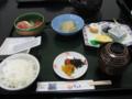 朝食 (愛媛県松山市)