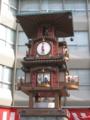 道後温泉のからくり時計 (愛媛県松山市)