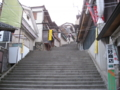 こんぴらさんの参道 (香川県琴平町)