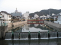 JR琴平駅周辺 (香川県琴平町)
