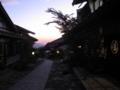 馬籠宿 (岐阜県中津川市)