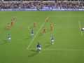2011アジア杯予選 日本代表6-0香港代表 @アウスタ日本平
