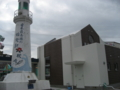 JR枕崎駅 (鹿児島県枕崎市