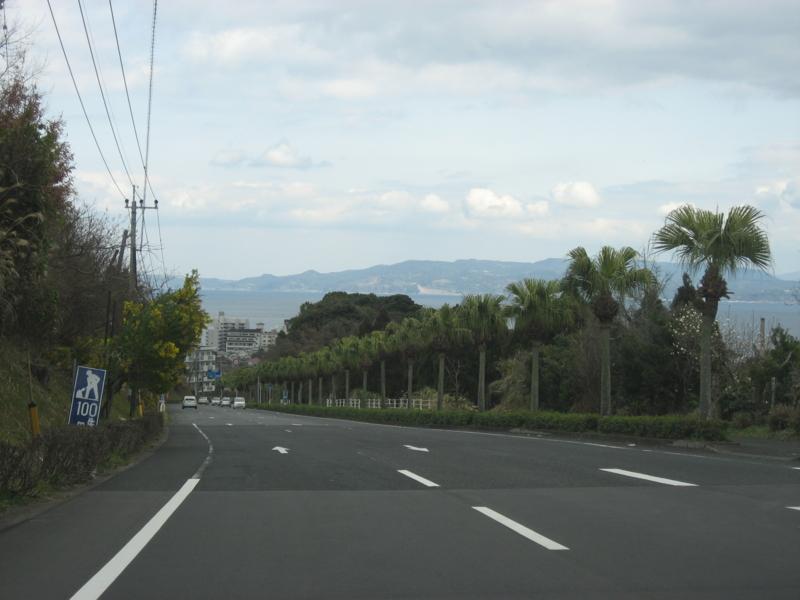 指宿スカイライン (鹿児島県指宿市)