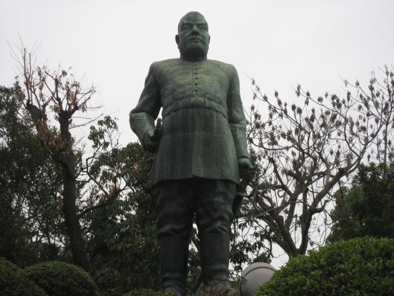 西郷隆盛像 (鹿児島県鹿児島市)