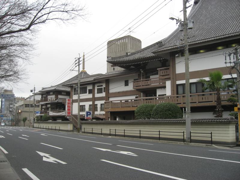 西本願寺 (鹿児島県鹿児島市)