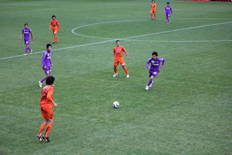 2010Jリーグ第32節 清水2-1広島 @アウスタ日本平
