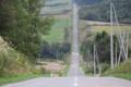 ジェットコースターの路(北海道上富良野町)