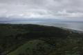 開基百年記念塔からノシャップ岬方面を望む(北海道稚内市)