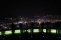 稲佐山から望む長崎市街地の夜景 (長崎県長崎市)