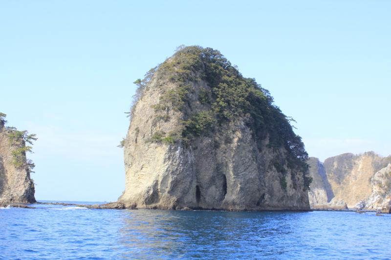 堂ケ島(静岡県西伊豆町)