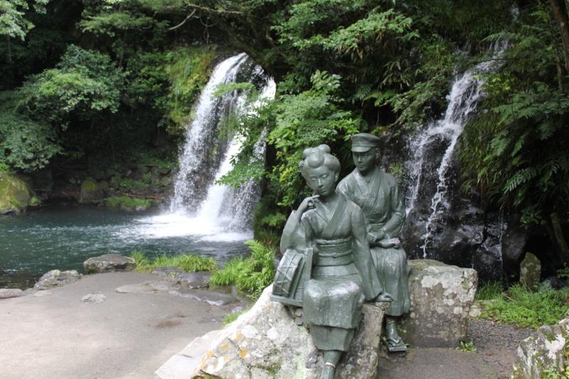 河津七滝(静岡県河津町)