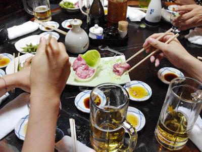 生肉スタンプラリー