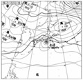 速報天気図2010-10-30-15気象庁サイト(http://www.jma.go.jp/jp/g3/)より引用