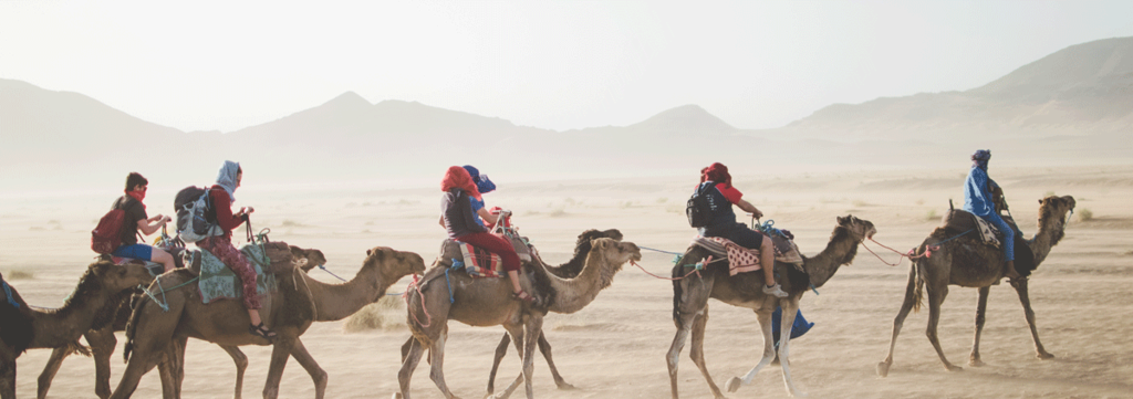 モロッコ旅行記