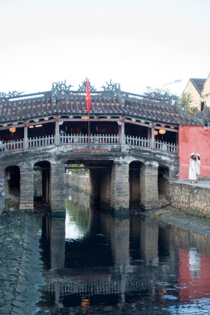 ホイアン 日本人橋