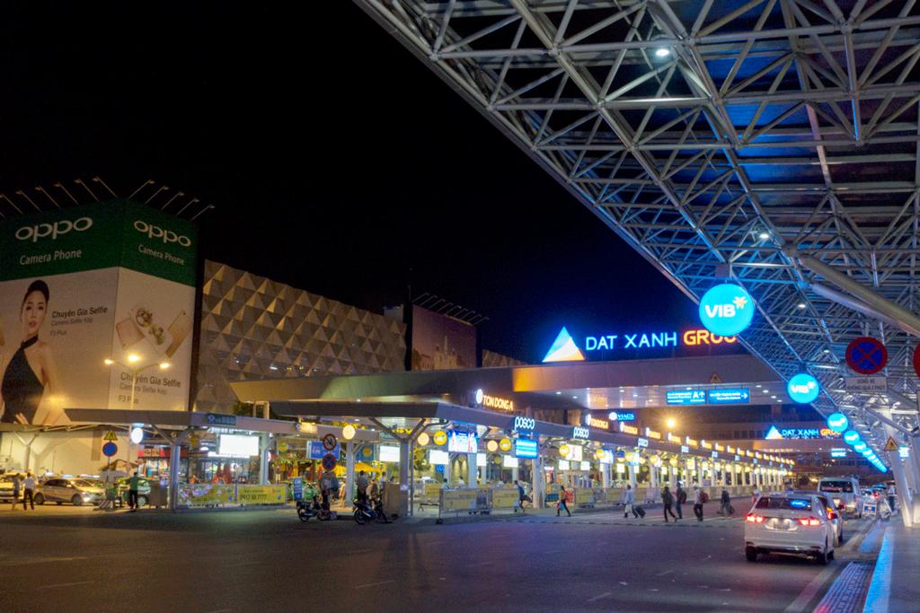 タンソンニャット国際空港 国内線ターミナル