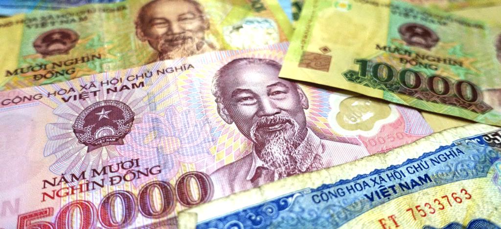 ベトナムドンから日本円換算方法