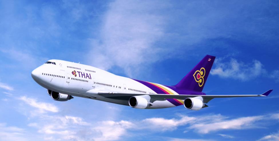 タイ国際航空 TG660 ロイヤルファーストクラス