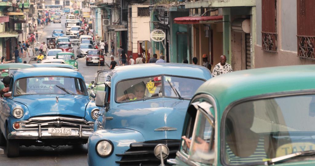 石原さとみ キューバ