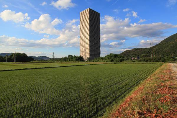 山形県で一番高いビル - にっぽ ...