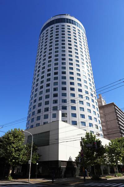 札幌プリンスホテルタワー - にっぽん都市巡り