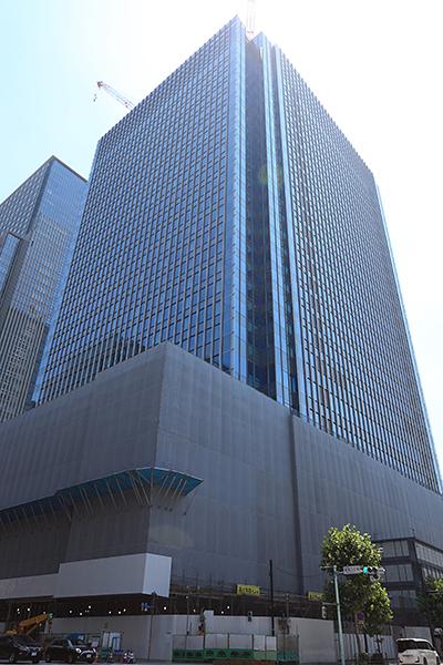 日本橋室町三井タワー(COREDO室町テラス)