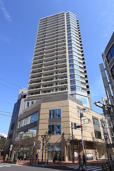 グレーシアタワー三鷹(トリコナ)