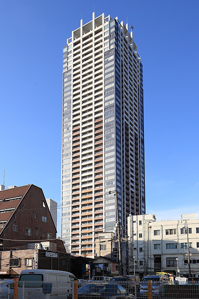 CHIBA CENTRAL TOWER(千葉セントラルタワー)