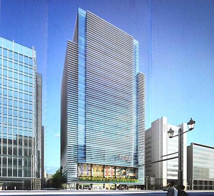 広島銀行新本店ビル