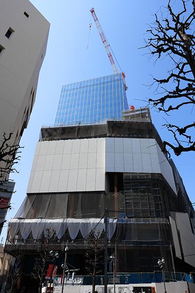 渋谷 パルコ・ヒューリックビル