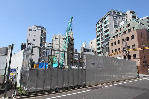 専修大学神田キャンパス10号館(140年記念館)