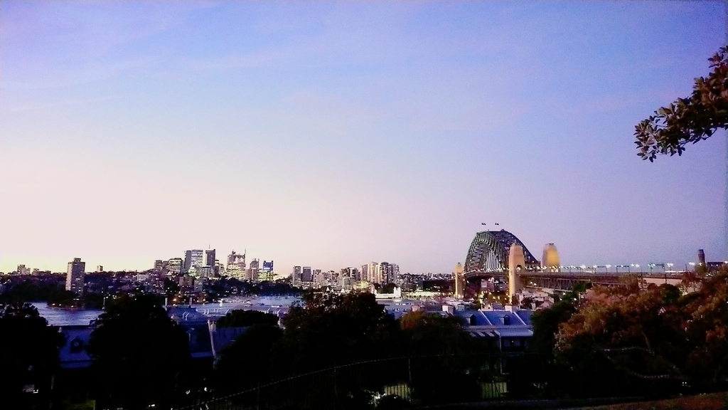 f:id:skyto:sydney-sunset:plain