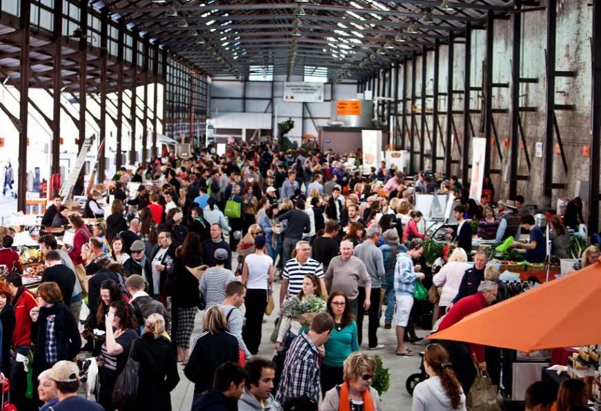 carriage-works-sydney-market