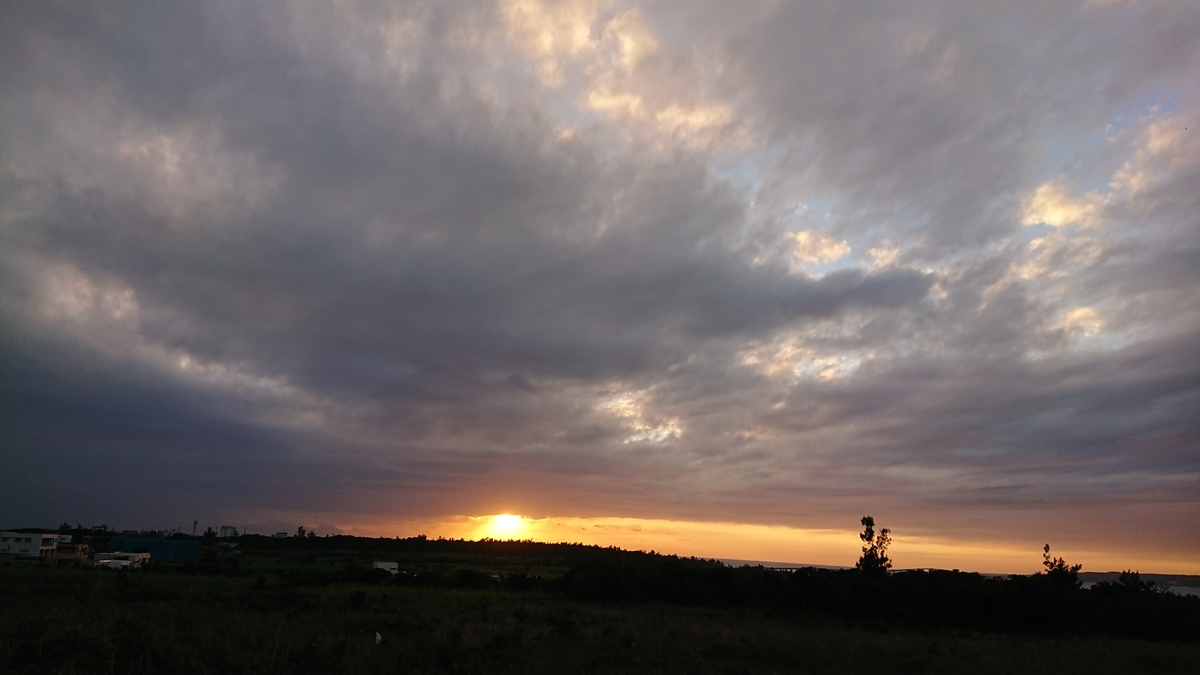 miyakojima-sunset