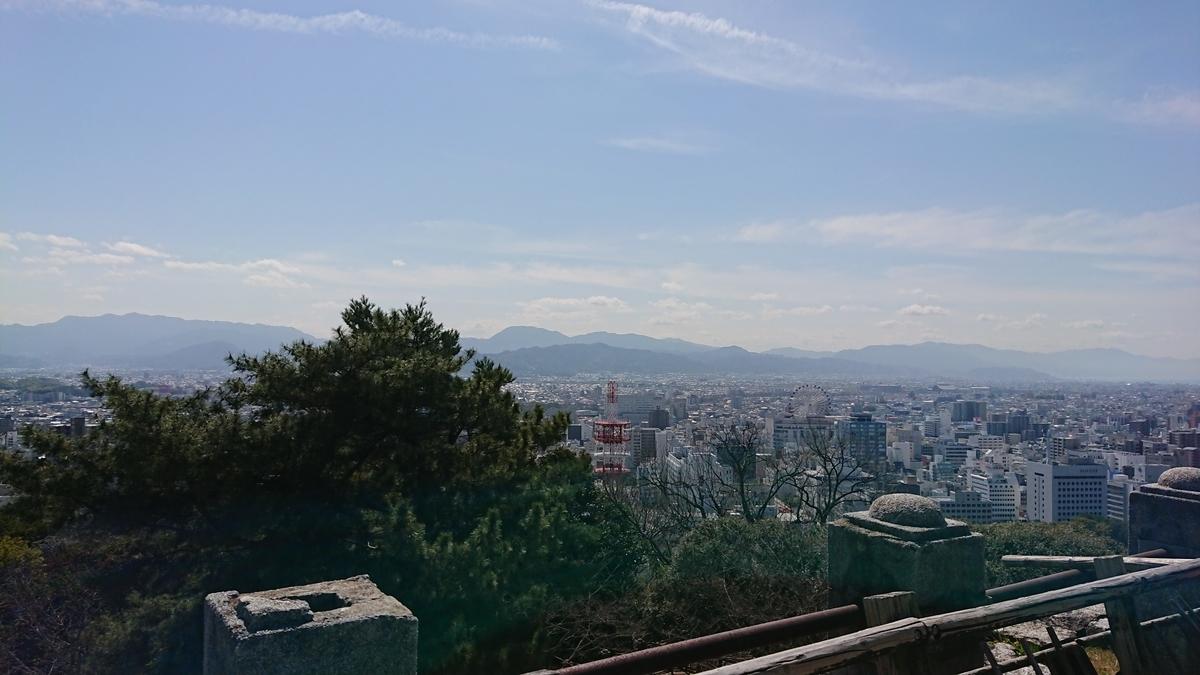 matsuyama-castle-town