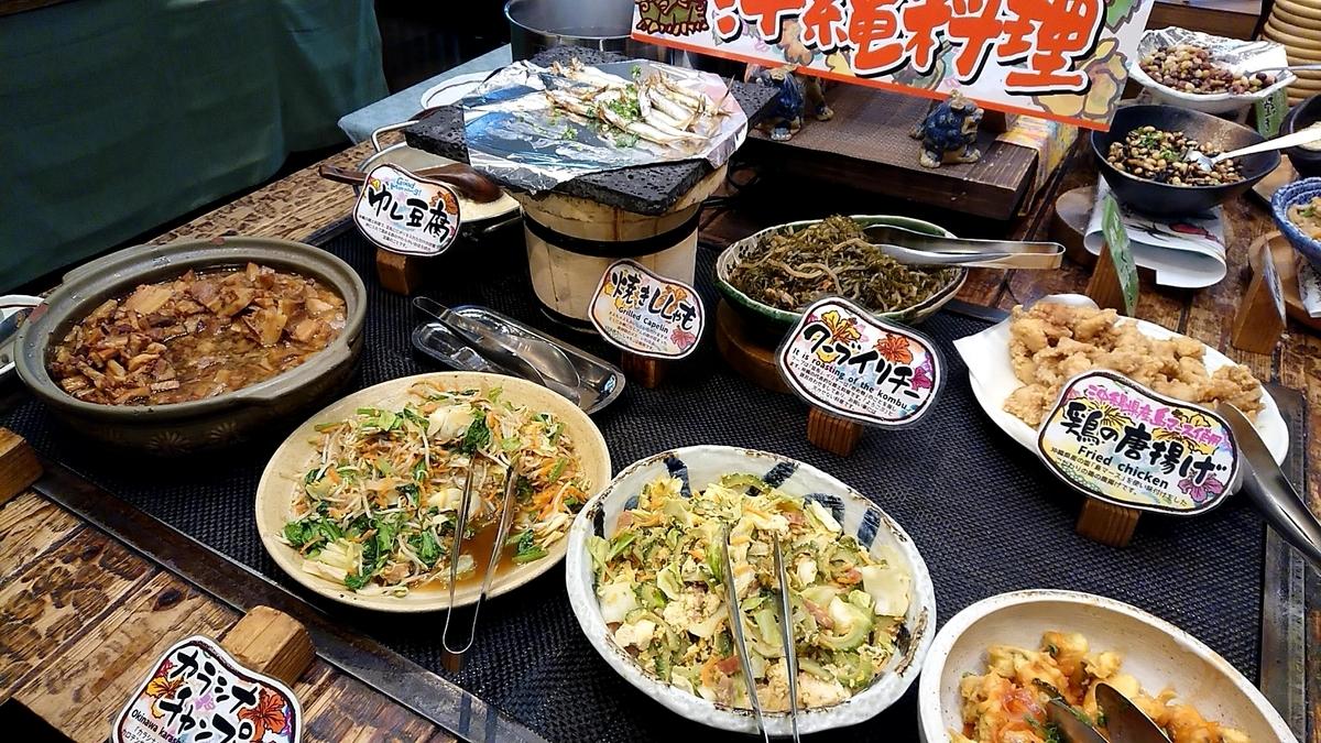 local-food-breakfast-daiwaroynethotel-nahakokusaidori