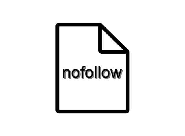 nofollowの正しい使い方