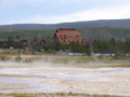 [Yellowstone NP]オールド・フェイスフス・イ