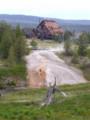 [Yellowstone NP]オールド・フェイスフス・イン