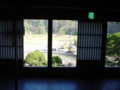和田家の2階からの風景
